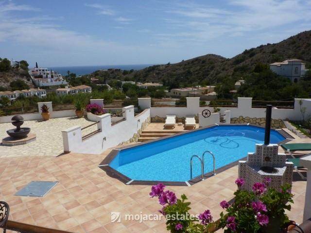 Chalet en mojacar playa casa calandria me 1025 desde almeria propiedad - Apartamentos alquiler mojacar ...