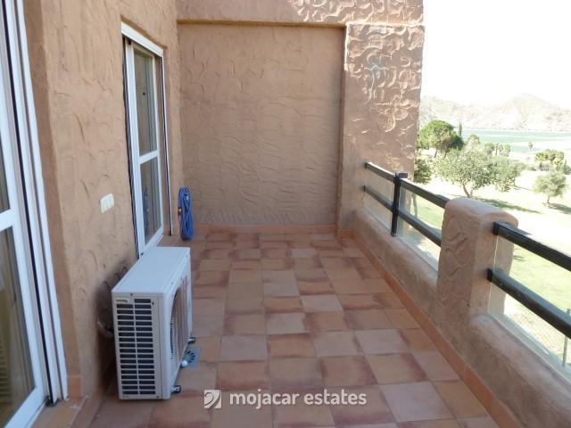 Apartamento en mojacar terrazas del golf me 1669 99 for Terraza del apartamento